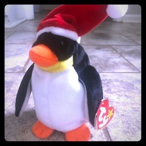 Waddle The Penguin Ty Beanie Baby